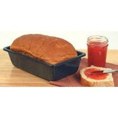 Lodge Logic Cast Iron 2PC Loaf Bread Cake Pans Pre-Seasoned Grill Cookware