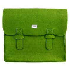 green color, green bag