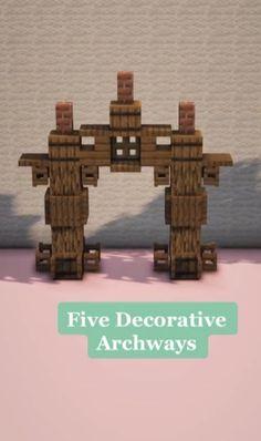 Minecraft Seed, Minecraft Cottage, Easy Minecraft Houses, Minecraft Medieval, Minecraft Plans, Minecraft House Designs, Minecraft Decorations, Amazing Minecraft, Minecraft Blueprints