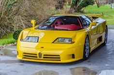 1995 Bugatti EB110SS, I've gone from finding this car ugly to realising it is utterly beautiful and I want one