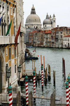La Basilica di Santa Maria della Salute, Venezia - ITALY (photo by marknunnerle)