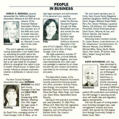 #TBT from June 2003: CCS paralegal Barbara Madding (now Barbara Hass) was named Paralegal of the Year by the #KernCounty Paralegal Association. She's been with the firm for nearly 20 years
