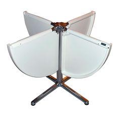 Plano Table by Giancarlo Piretti for Castelli