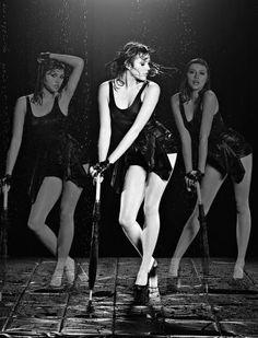 Musikshooting Originale - Germany's next Topmodel 2013
