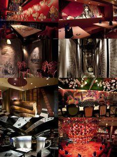 Alice in Wonderland restaurant, Tokyo would seriously die!!!!!