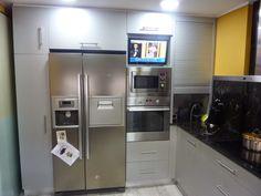 Mobiliario de cocina.