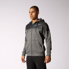 adidas - Team Issue Mix Fab Jacket