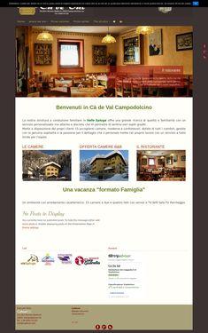 WordPress site lnx.cadeval.com uses the Tempera wordpress template
