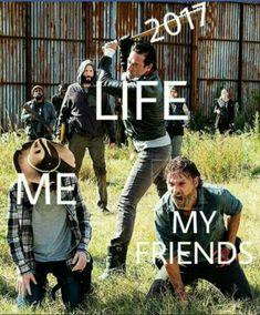 The Walking Dead  #TWD #LOL