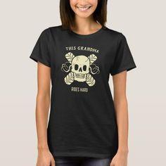 Grandma Rides Hard Motorcycle Biker Tires Skull T-Shirt   motorcycle quotes riding, quotes car, fat biker #rideordie #bikerofinstagram #bikerlife, 4th of july party Coco Disney, Disney Pixar, Harley Davidson, Disney Shirts, Sugar Skull, Lady, Shirt Designs, T Shirts For Women, Fitness