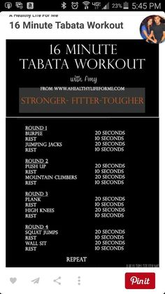 Tabata Cardio, Tabata Training, Quick Workout Routine, Half Marathon Training Plan, Crossfit Wods, Conditioning Workouts, Killer Workouts, Heath And Fitness, Weekly Schedule