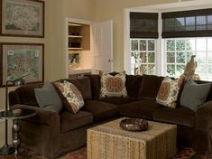 33 Best Brown Gray Blue Rooms Images Living Area Living Room