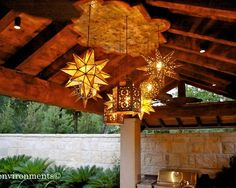 Mexican Lantern Design, Pictures, Remodel, Decor and Ideas