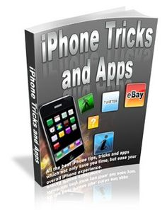 iPhone Tricks And Apps Plr Ebook - Download at: http://www.exclusiveniches.com/iphone-tricks-and-apps-plr-ebook.html