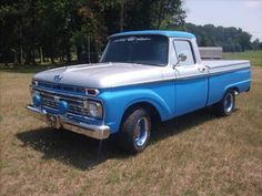 1966 Ford F-100 Short Bed (MI) - $17,000 Please call Daniel @ 734-242-9659 to see this truck.