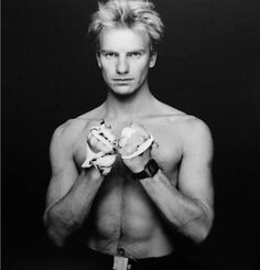 Sting-old school eye candy!