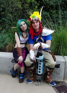 Jak and Daxter, Keira cosplay