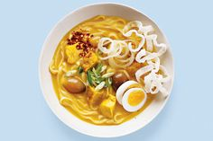 """NYT Cooking: This noodle recipe comes from Ma Thanegi, a Burmese writer in Yangon, Myanmar, who called it a dish """"so easy, the worst cook in the world could make it."""""""