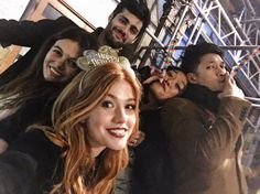 """Kat_McNamara: Amazing people, incredible city, beautiful memories… Thank you, London, for kicking off 2017 perfectly! Shadowhunters Series, Shadowhunters The Mortal Instruments, Cassandra Clare, Shelby Rabara, Tv Show Couples, Netflix, Fangirl, New Tv Series, The Scorch Trials"