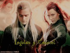 Legolas and Tauriel The-Hobbit The-Desolation- by MoniiQuita on DeviantArt Legolas And Tauriel, Thranduil, Fellowship Of The Ring, Lord Of The Rings, Arwen Undomiel, Lotr Cast, Elf King, Desolation Of Smaug, Evangeline Lilly