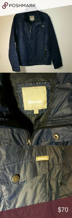 Bench Jacket Polyester Bench mens jacket. Great condition. Size: Large Bench Jackets & Coats Ski & Snowboard