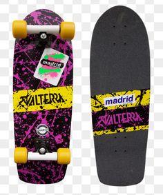 "Valtera ""Back to the Future"" deck"