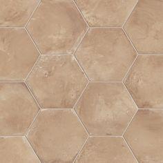 Marca Corona - Terra - Grigio - Page 1 Hex Tile, Hexagon Tiles, Stone Tiles, Outdoor Kitchen Countertops, Kitchen Flooring, Foyer Flooring, Kitchen Tile, Flooring Ideas, Wood Flooring