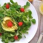 Lime & Ginger Salad Dressing