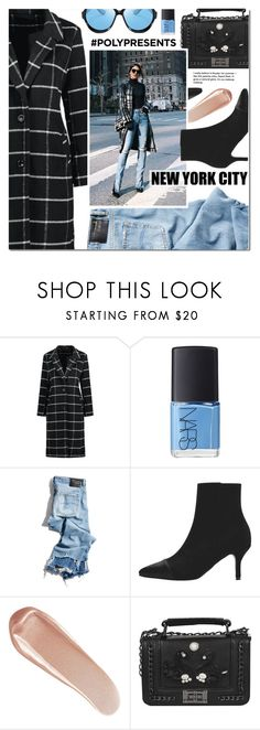 """""""Win It! #PolyPresents: Dream Vacation"""" by ansev ❤ liked on Polyvore featuring NARS Cosmetics and R13"""