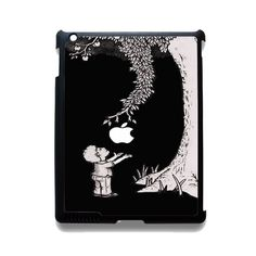 Giving Tree Black TATUM-4712 Apple Phonecase Cover For Ipad 2/3/4, Ipad Mini 2/3/4, Ipad Air, Ipad Air 2