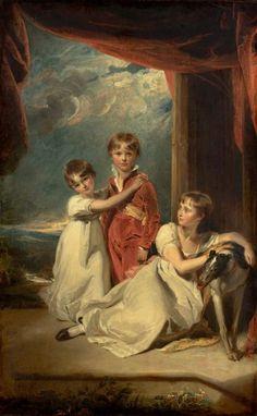 niño con perro Thomas Gainsborough - Buscar con Google