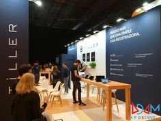 Trade show displays in Spain, tips to highlight. Factors to mount the perfect booth design. Stand types & advice applying fair marketing.