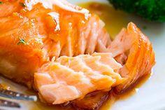 Saumon au citron et à l'ail au Thermomix - Cookomix