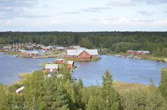 Kvarken - the world heritage area