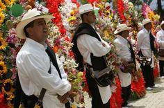 Feria de las flores in My Pretty Medellin , Colombia
