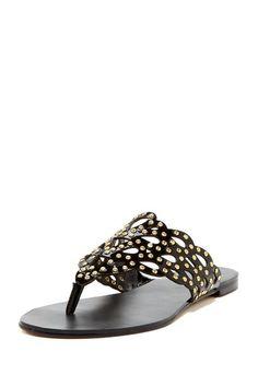 Elian Studded Sandal