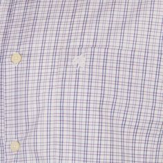 Carson Double Small Check Short Sleeve Shirt by Carson