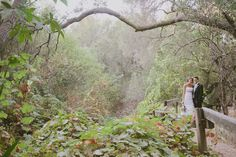 AN INTIMATE & RUSTIC WEDDING AT OAK CANYON NATURE CENTER