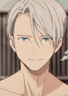 OMG que hermoso eres Viktor   me encantas