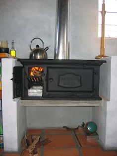 Eco Footprint ~ South Africa: How to operate a Dover stove