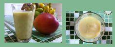 LASSI (BEBIDA INDIANA DE IOGURTE)  Lassi é uma bebida indiana à base de iogurte e especiarias. Existe uma variedade enorme de combinações, desde versões sem açúcar à receitas com água de rosas ou frutas (manga, abacaxi, tamarindo, etc.). É bom pra começar o dia ou pra acompanhar uma comida indiana porque é bem refrescante e equilibra a comida apimentada. Para cada copo de iogurte, um copo de água outro de poupa de fruta e acúcar, gelo e especiarias em pó à gosto (gengibre, cravo, ...