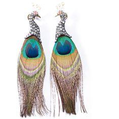Earrings by Lotus Arts de Vivre