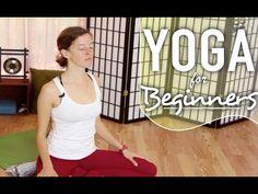 Yoga For Strength & Focus - 30 Minute Beginner Meditation & Focus Flow
