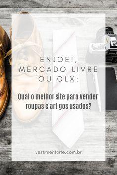 dbe2f439a Enjoei, Mercado Livre ou OLX: qual o melhor site para vender roupas e outros