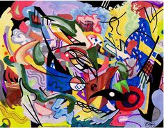 kandinsky | Kandinsky is a drawing by Ben Leary which was uploaded on March 16th ...