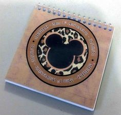 Criação e impressão de bloco de anotações personalizado por Foco Design & Gráfica.