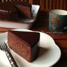 至福のザッハトルテ♡〜極上レシピ〜 口溶けのしっとり感ときめ細やかさ、チョコの滑らな口当たり♡至福のケーキ♡メレンゲさえ出来れば失敗しませんよ(・ω・)ノ