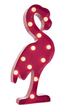 Primark Flamingo Light, £10