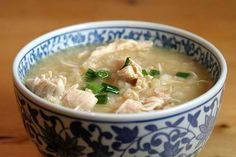 Tink Simplicity.: Seriously Yummy Chicken Congee...