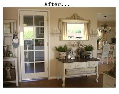 The Jewel Box Home: Makeovers after